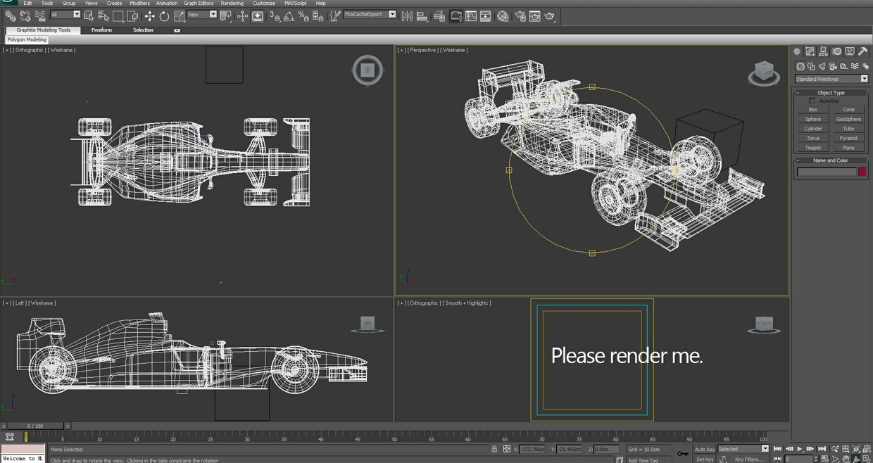 124 Files of 2D & 3D Cars and Transportation Objects in DWG Format.