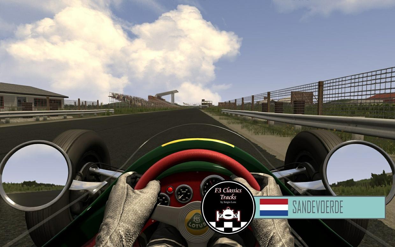 Sandevoerde Race Track for Assetto Corsa