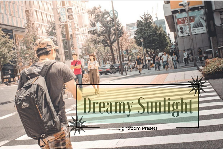 Dreamy Sunlight Lightroom Presets