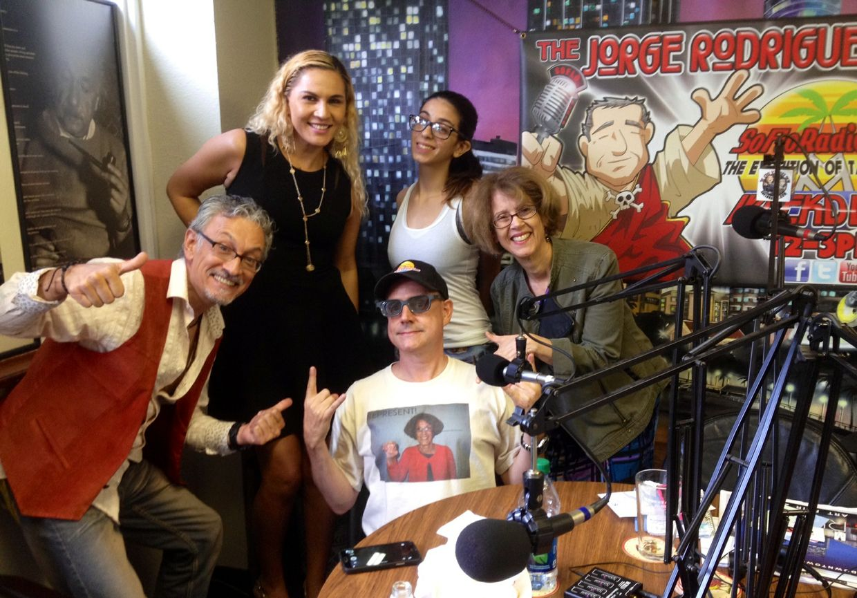 The Jorge Rodriguez Show 4-17-15