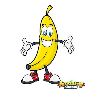 Free Banana Clipart