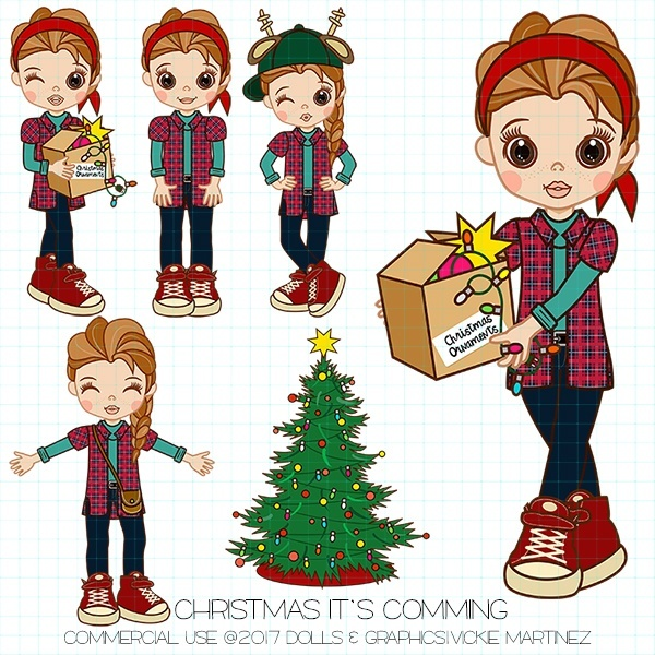 Christmas it's Comming