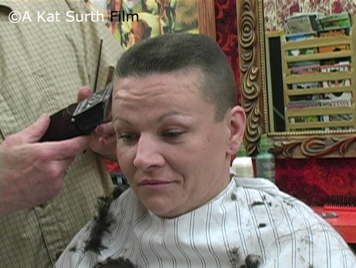 Samantha's Barbershop Flat Top and Buzzcut Haircuts - Digital Video Download VOD