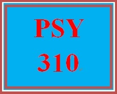 PSY 310 Week 4 Cognitive Psychology Movement Brochure