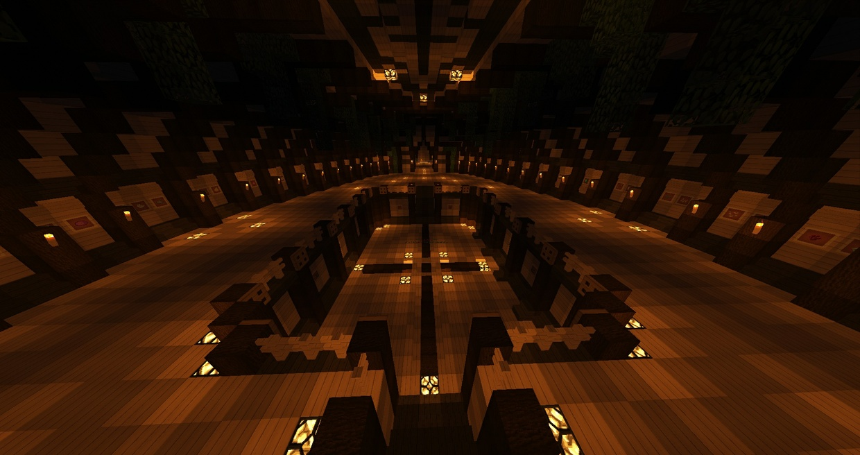 Minecraft Custom Factions Server