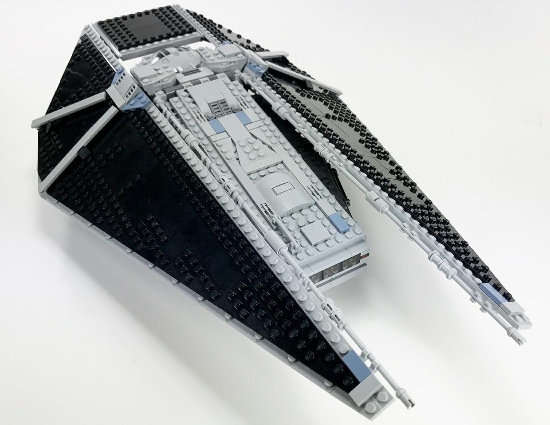 LEGO TIE Reaper MOC Instructions