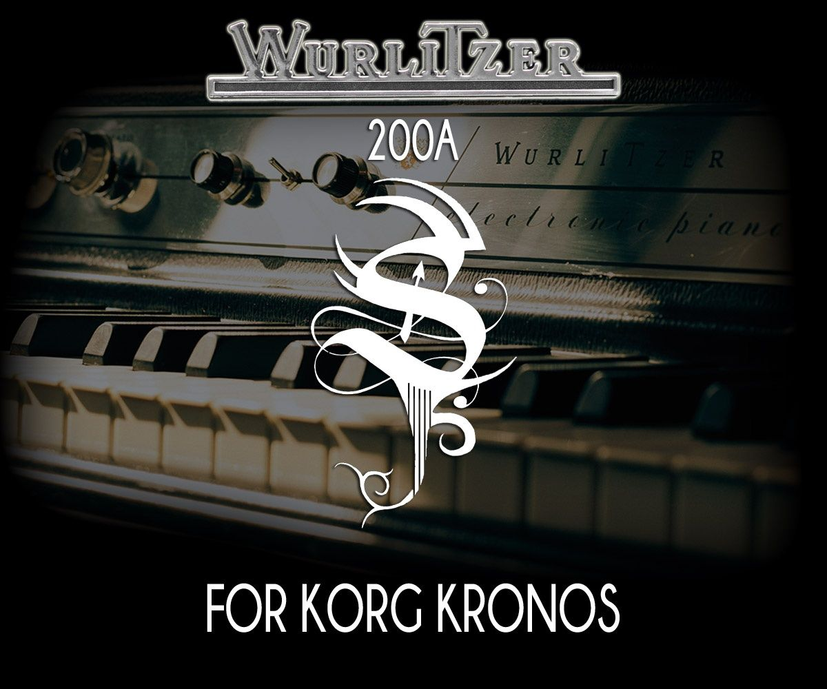 Wurlitzer 200A for Kronos