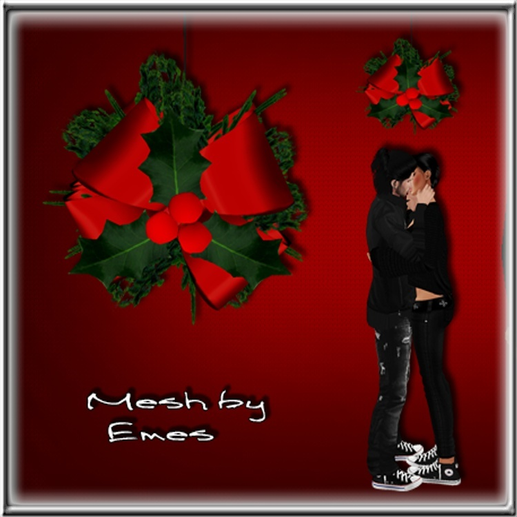 MESH-Mistletoe Kiss
