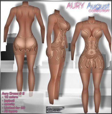 2014 Aury Dress # 2