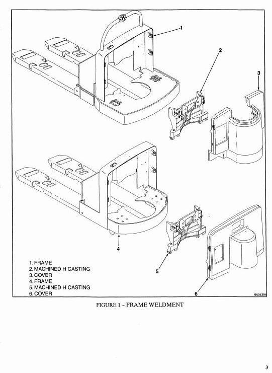 Hyster Pallet Truck B60Z (A230), B80Z (A233), W60Z (A231), W65Z (A229), W80Z (A234) Service Manual