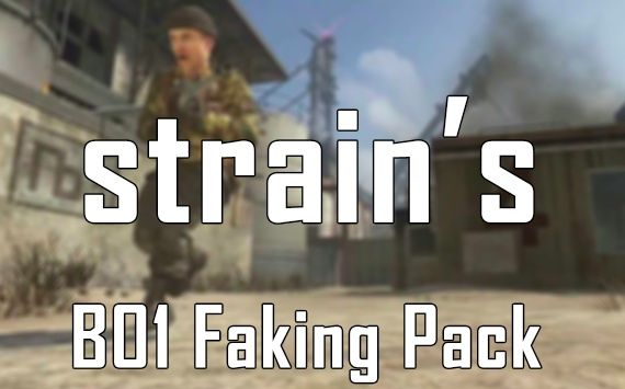 BO1 Faking Pack!