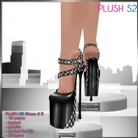 2014 Plush S2 Shoes # 5