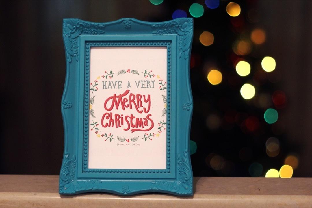 Christmas Wishes (Illustration - Print)