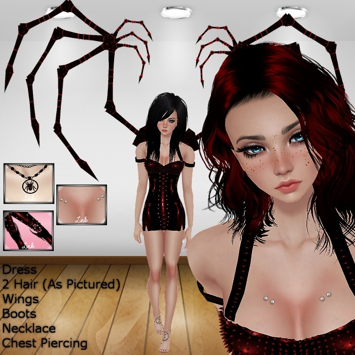 Demoness Bundle (Catty Only)