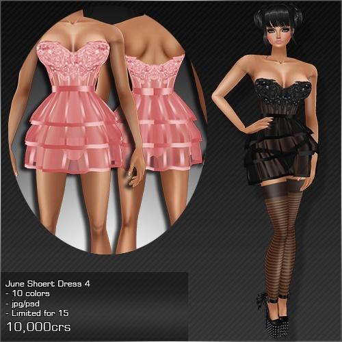 2013 Jun Short Dress # 4