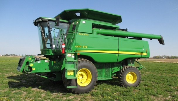 John Deere 9570 STS,9670 STS,9770 STS,9870 STS Combine Service Technical Manual TM101919