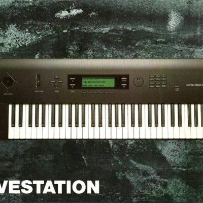 """Korg Wavestation - """"Best Pads & Drones"""" - 50 presets"""