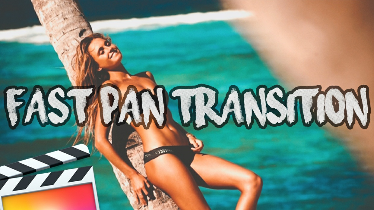 FREE Epic Fast Camera Pan Transition Pack - Final Cut Pro X