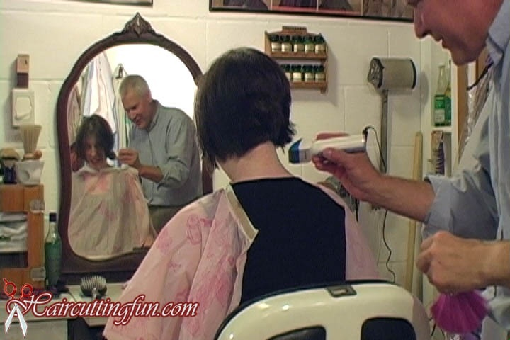 Shana and Kristi's Bob Haircuts - VOD Digital Video on Demand