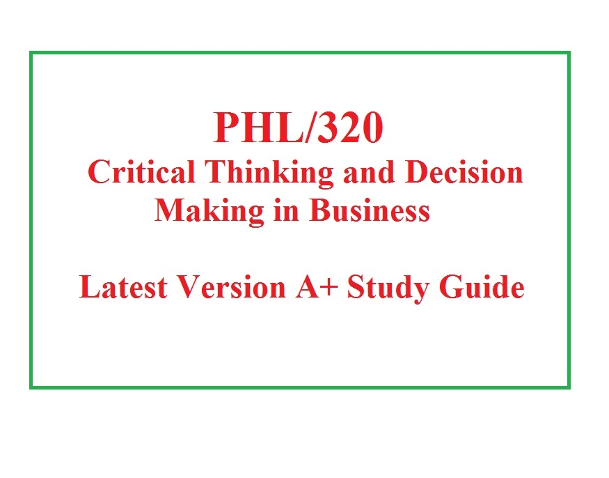 phl320 r2 critical thinking ch02b