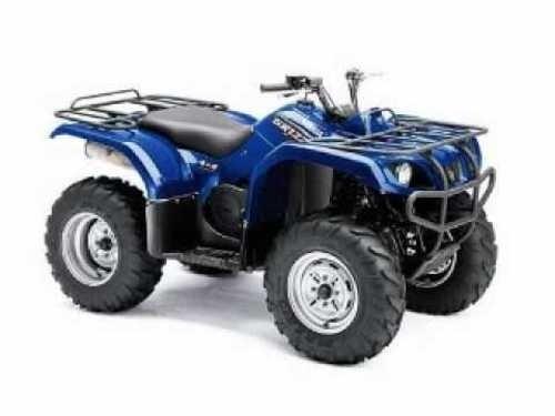 2002 YAMAHA YFM660FP GRIZZLY ATV SERVICE REPAIR MANUAL