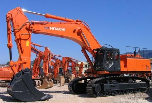Hitachi ZAXIS 850-3 850LC-3 870H-3 870LCH-3 Hydraulic Excavator Parts Catalog Download
