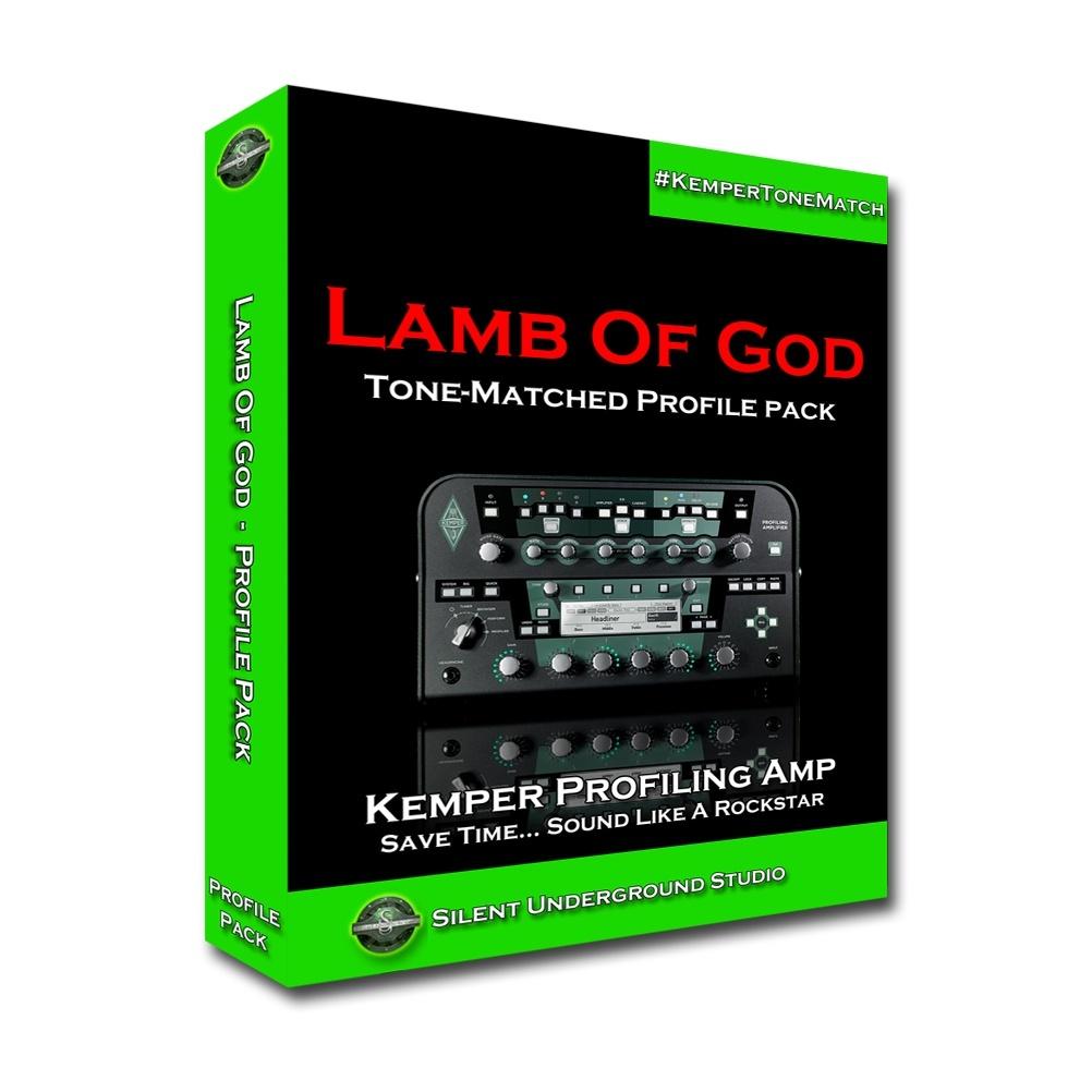 """Lamb Of God """"The LOG Pack"""" (KPA)"""