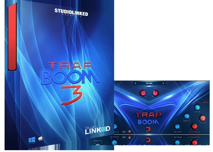 Trap Boom 3 💰 VST Plugins