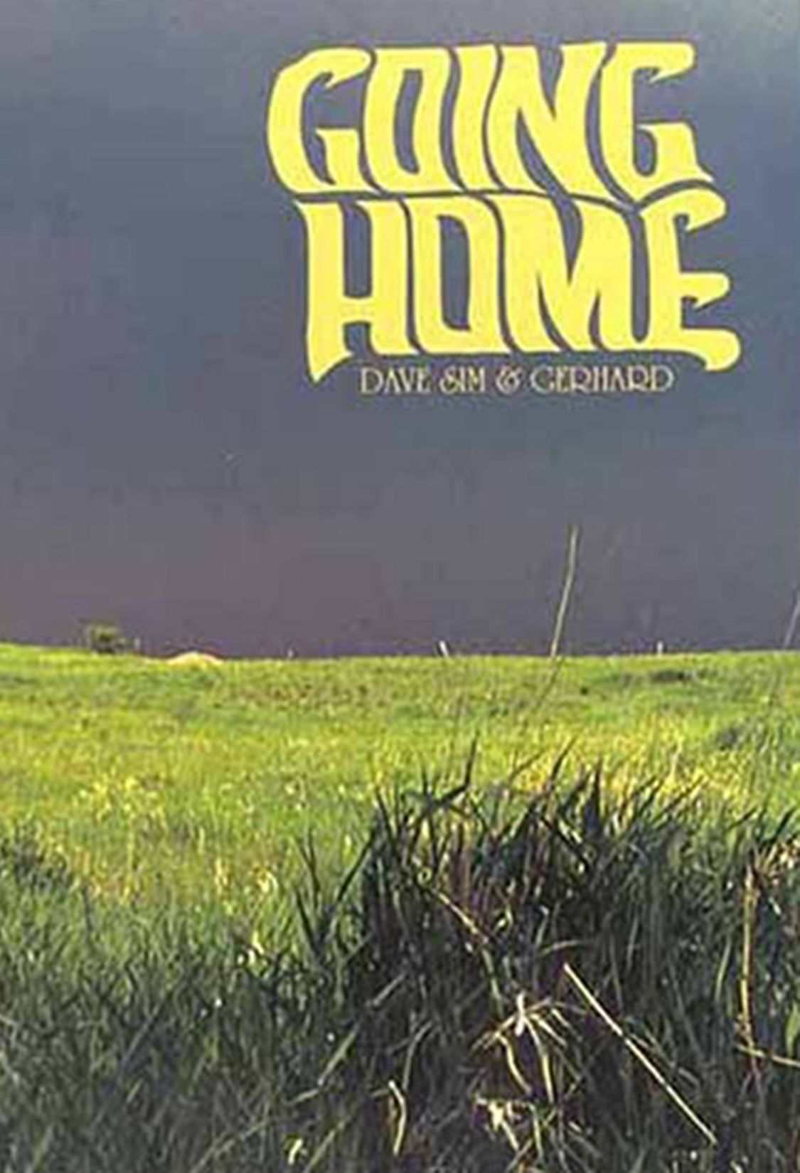 GOING HOME by Dave Sim and Gerhard (Cerebus: Volume 13)