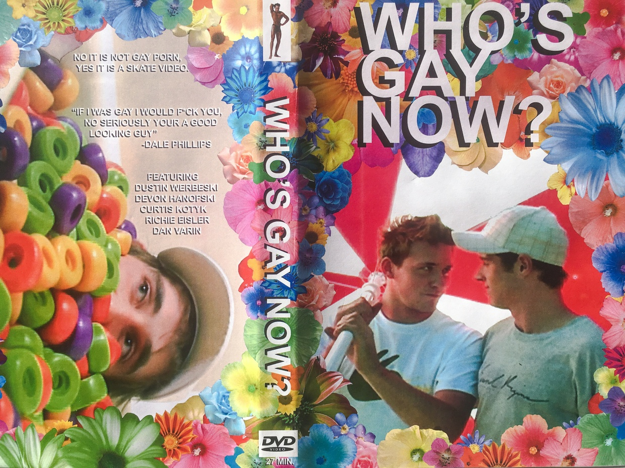 Who's Gay Now? (2004?)