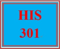 HIS 301 Week 2 Branches of Government Paper