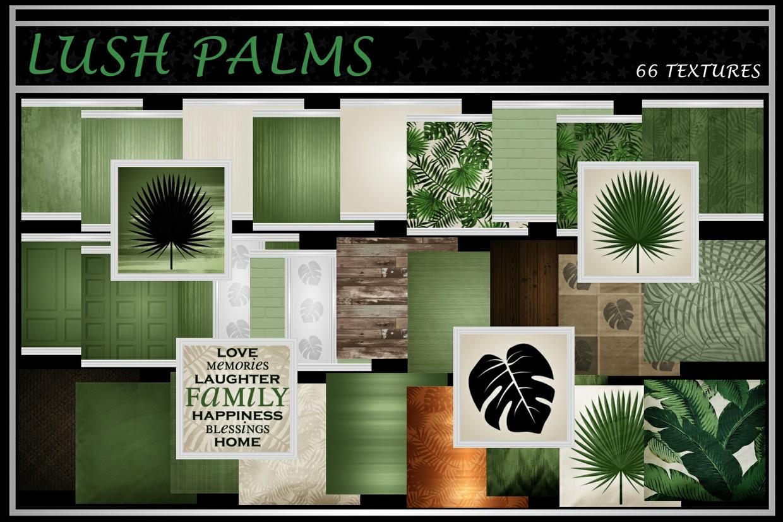 LUSH PALMS
