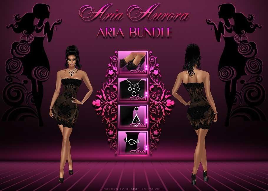 Aria Bundle/AP&GA, NO Resell!!