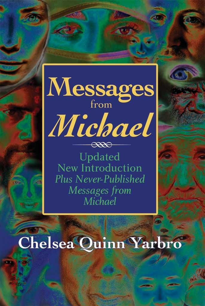 Messages from Michael by Chelsea Quinn Yarbro