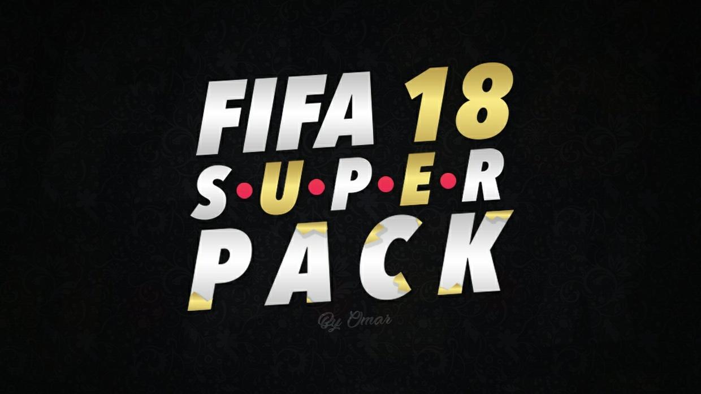¡ Fifa18SuperPack !