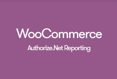WooCommerce Authorize net Reporting 1.6.1 Extension