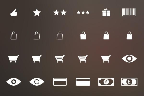 Icon Megapack Webfont
