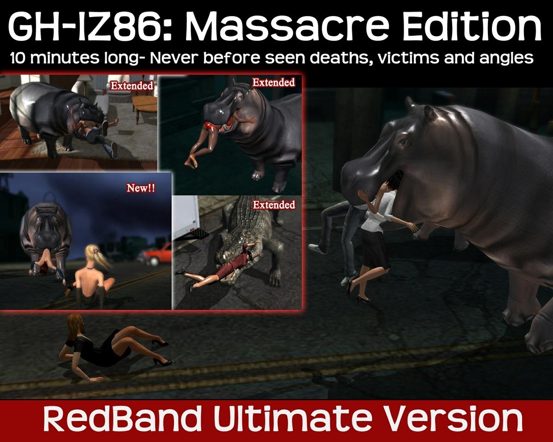 GH-IZ86: Massacre Bundle Ultra HD