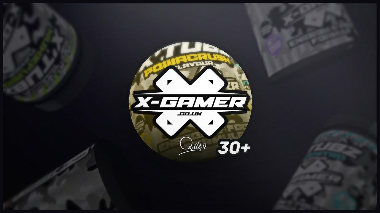 30+ X-Gamer Render Pack.