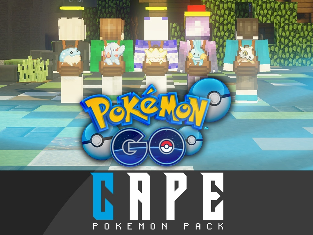 FREE Pokemon Cape Pack by BaumBlau
