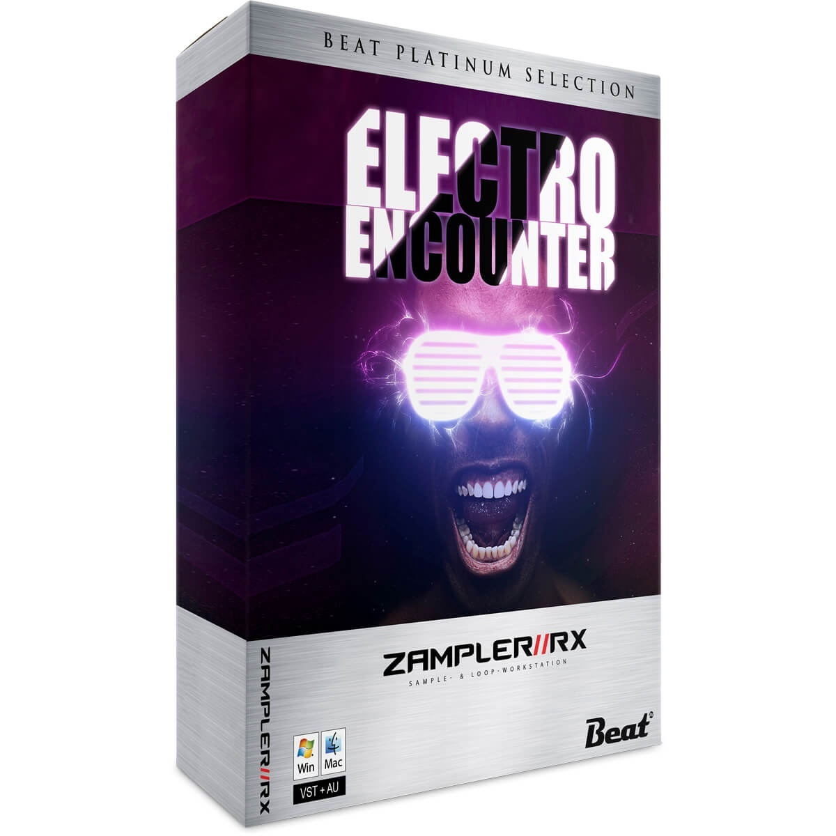 ELECTRO ENCOUNTER – 42 patches for Zampler//RX workstation (Win/OSX plugin included)