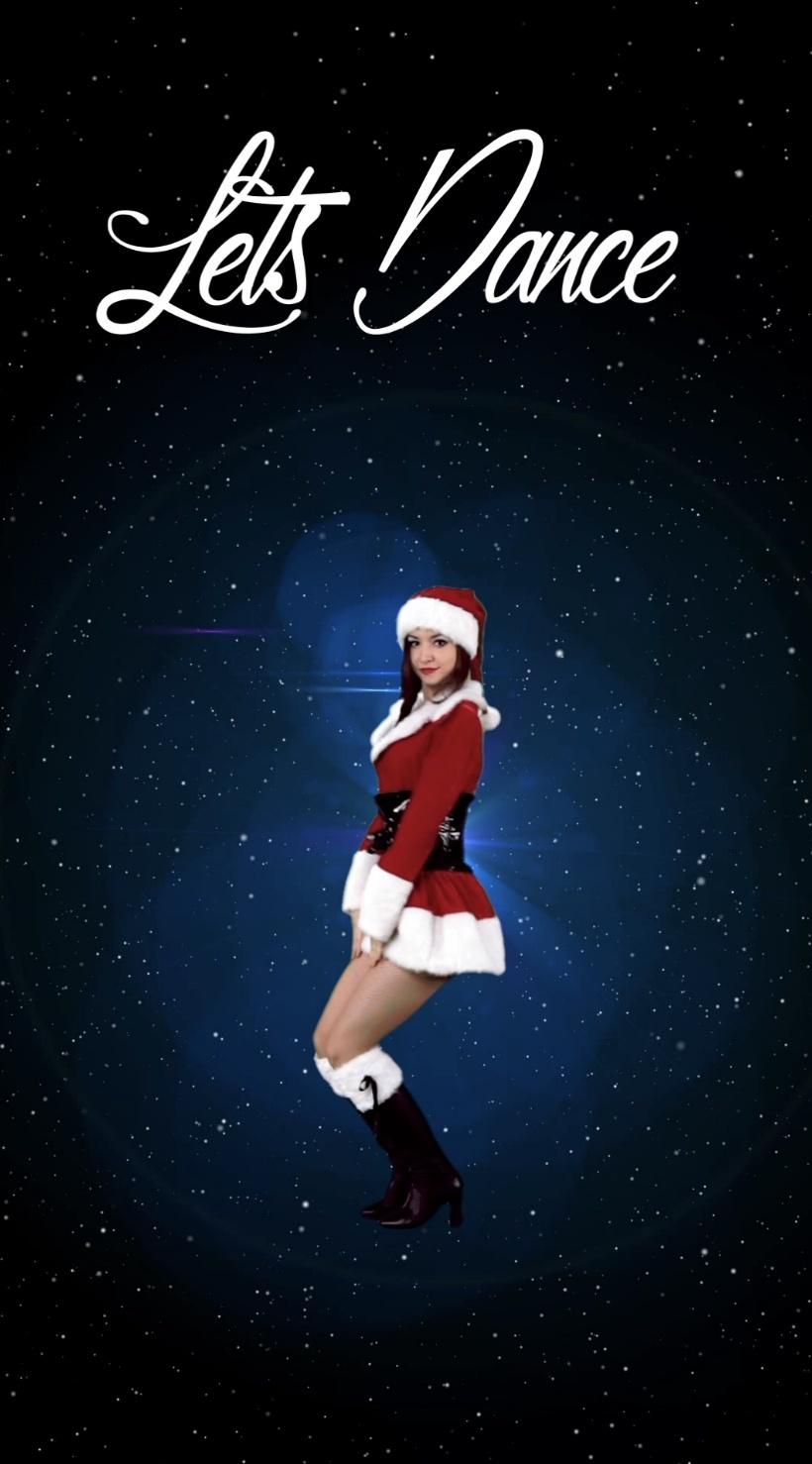 Lets Dance Christmas Page