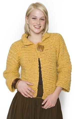 Travel Cardigan (knit)