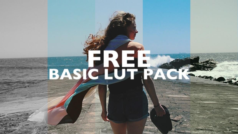 FREE BASIC LUT PACK T01
