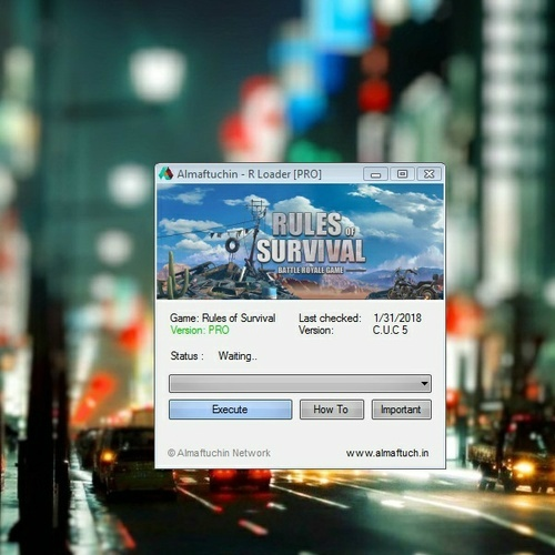 Cheat Rules of Survival Hack Pro Lifetime Never Expired