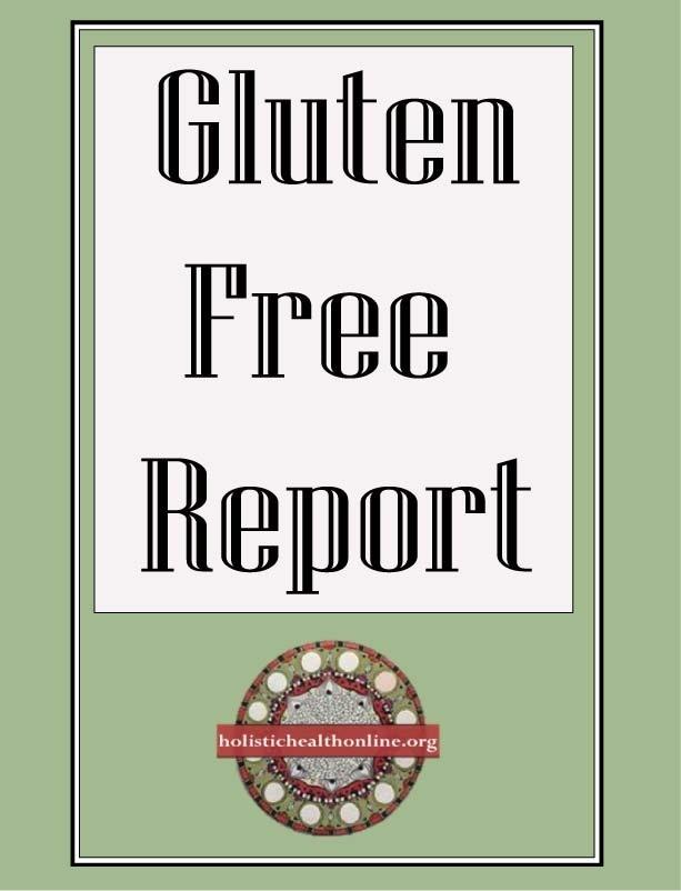Gluten Free Report