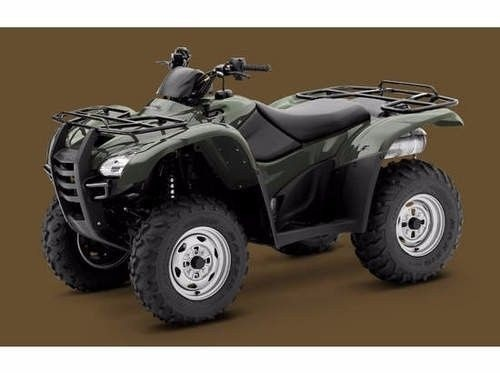 Honda Trx250TE Trx250TM 2005 2006 2007 2008 2009 2010 2011 Atv Repair Manual