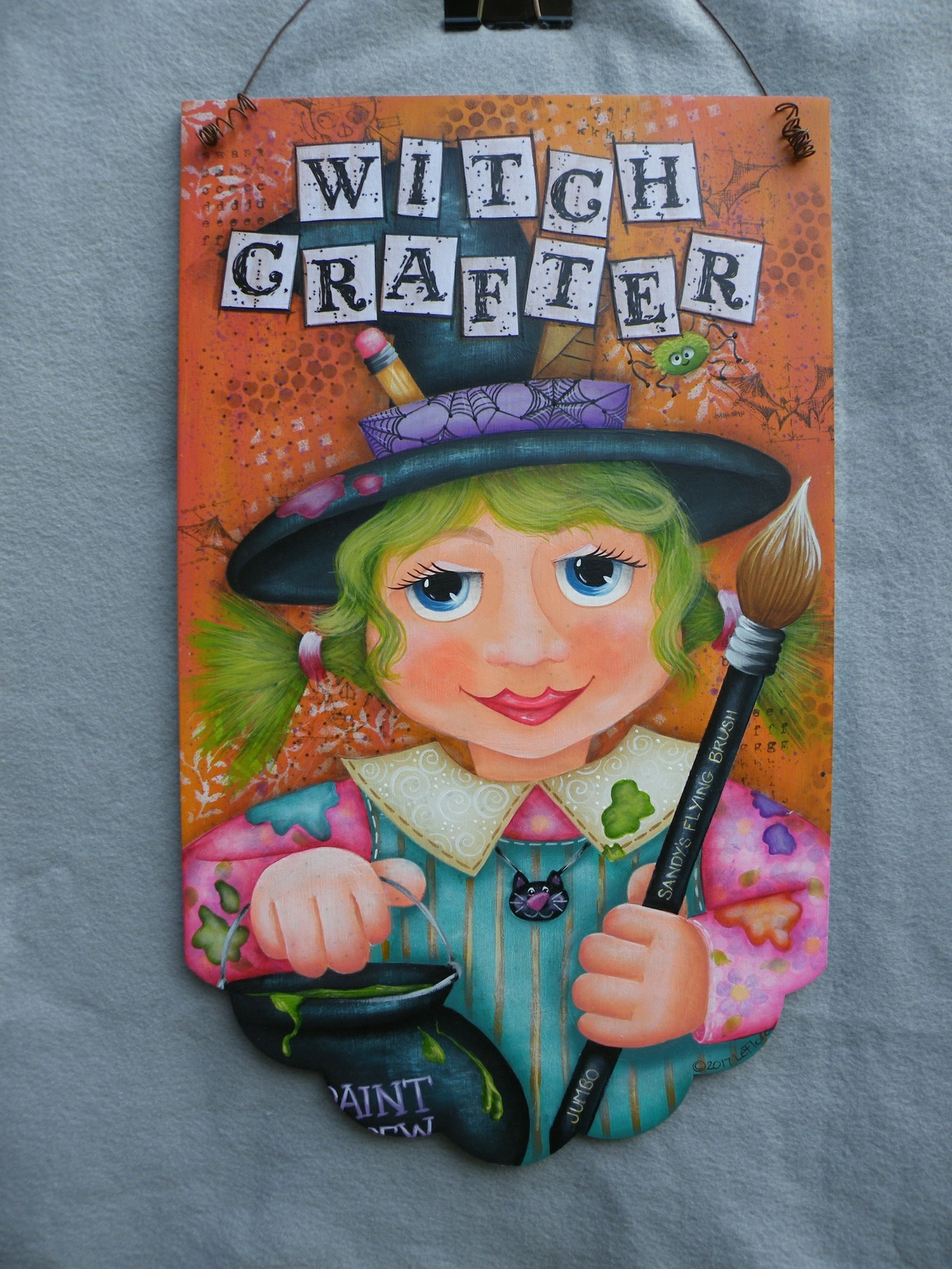 e586 Witch Crafter