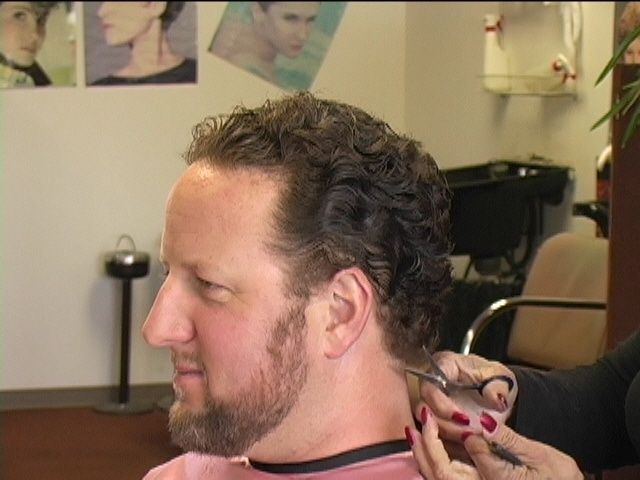 Randy's Haircut in a Beauty Salon - VOD Digital Video on Demand