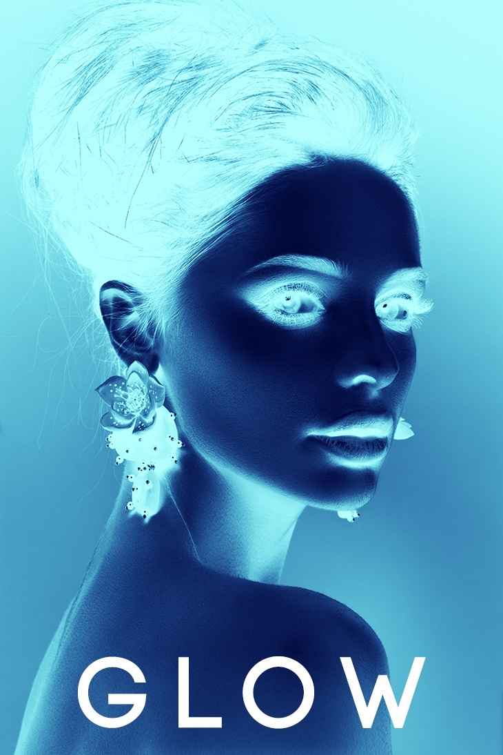 GLOW IN THE DARK - 7 Photoshop Actions